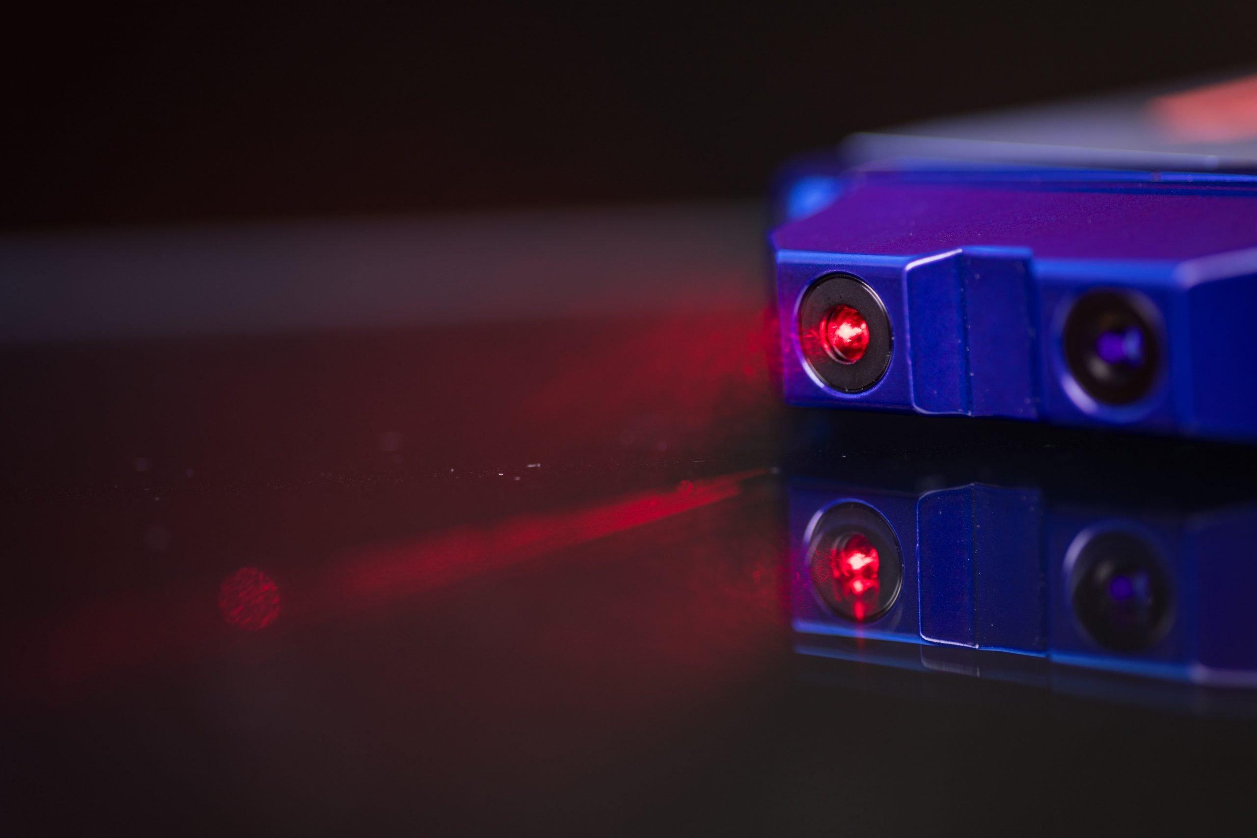 Laser Rouge 635nm - EVRL