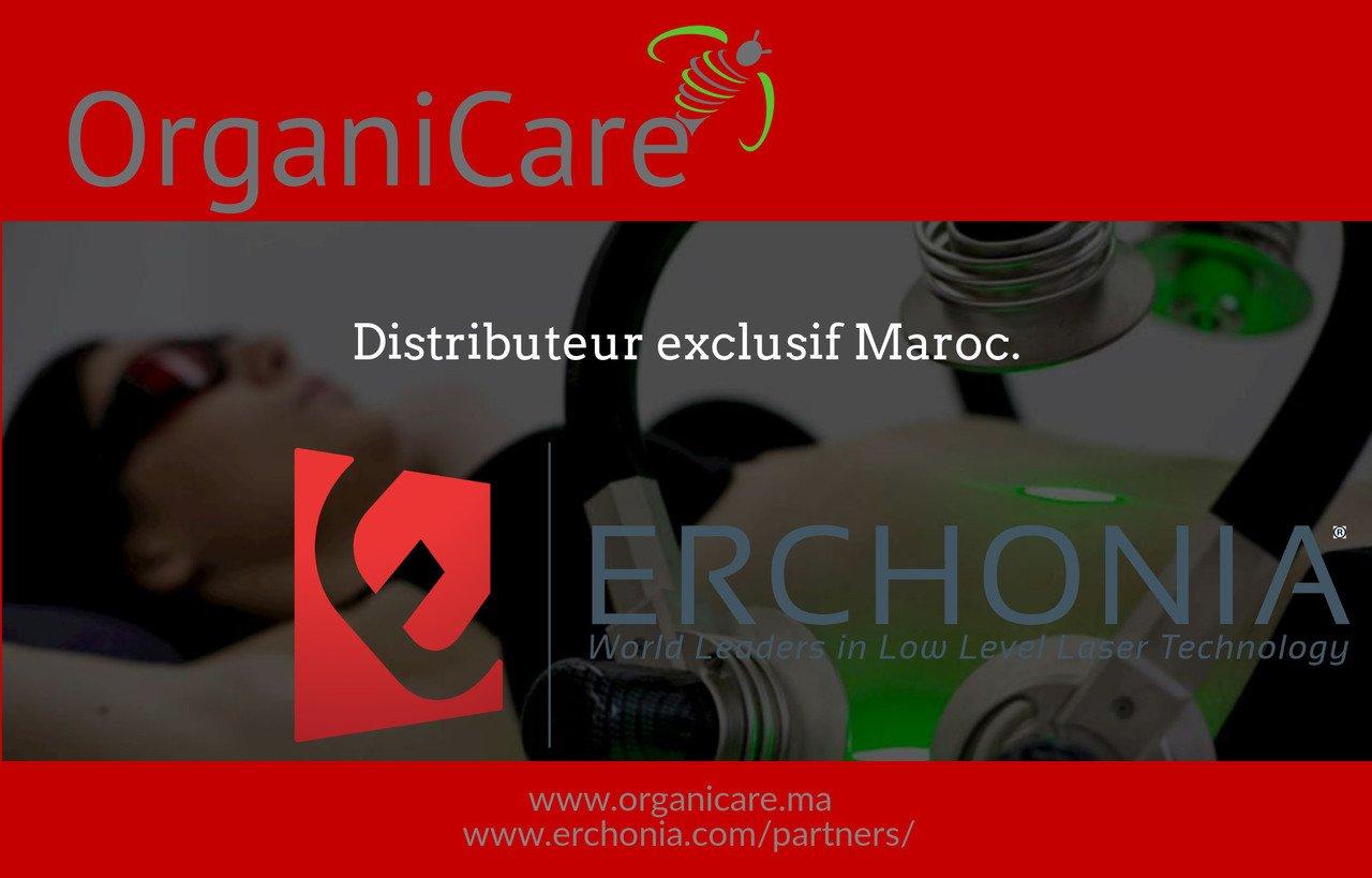 Organicare exclusive distributor of Erchonia in Morocco