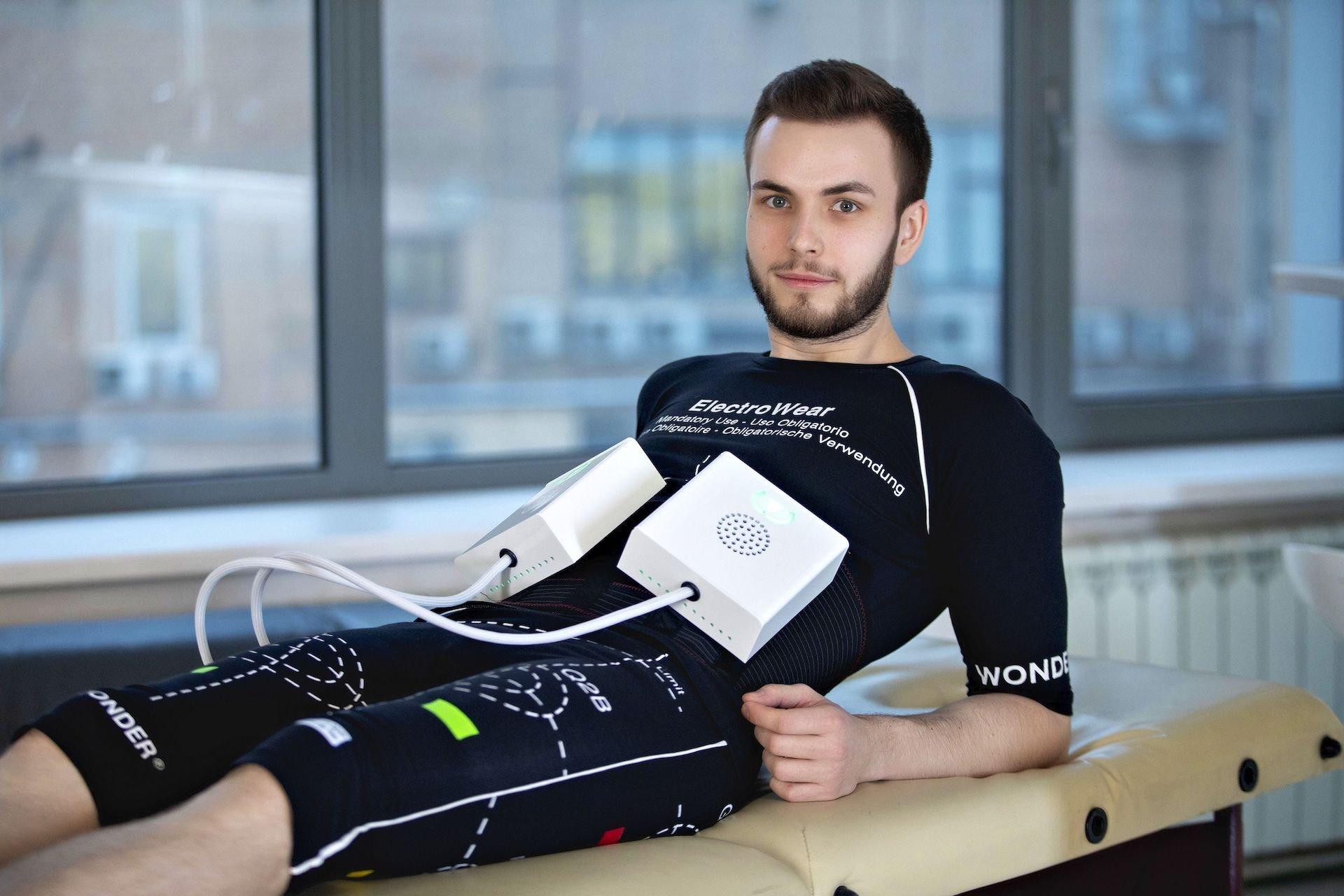 electrostimulation stimulation electromagnétique Organicare exclusive distributor of WONDER in Morocco